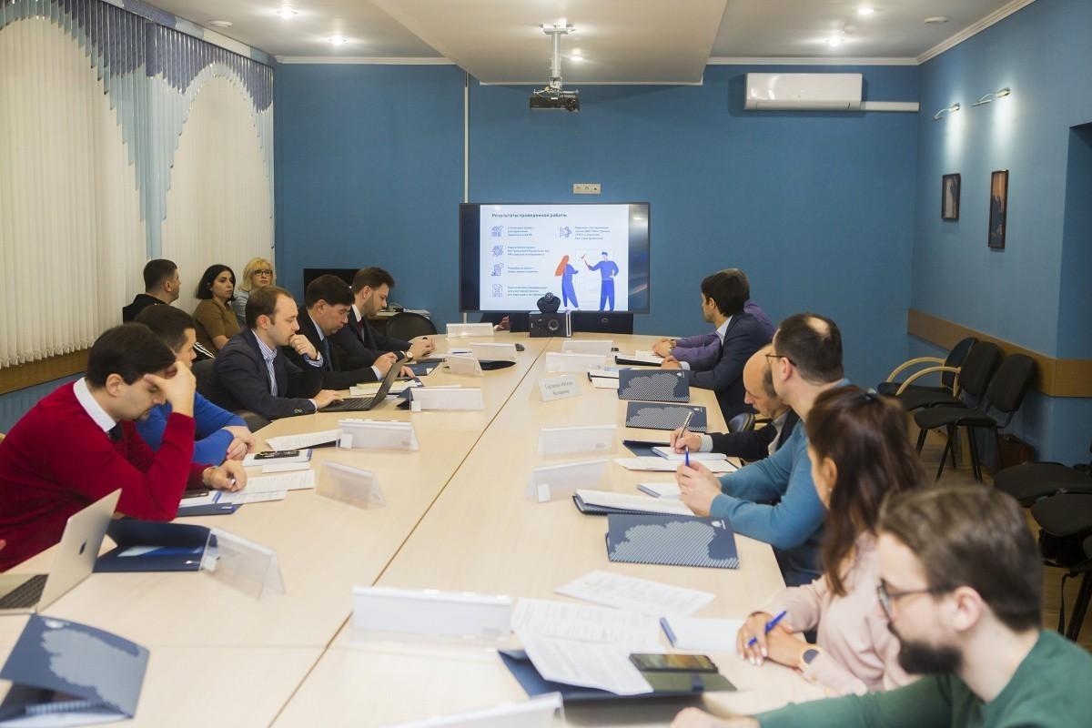 В Сеченовском  Университете обсудили реализацию I этапа  Суперсервиса «Поступление в вуз онлайн»