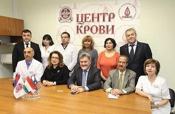 В Центре крови  Первого МГМУ им. И.М. Сеченова — интернациональный студенческий День донора
