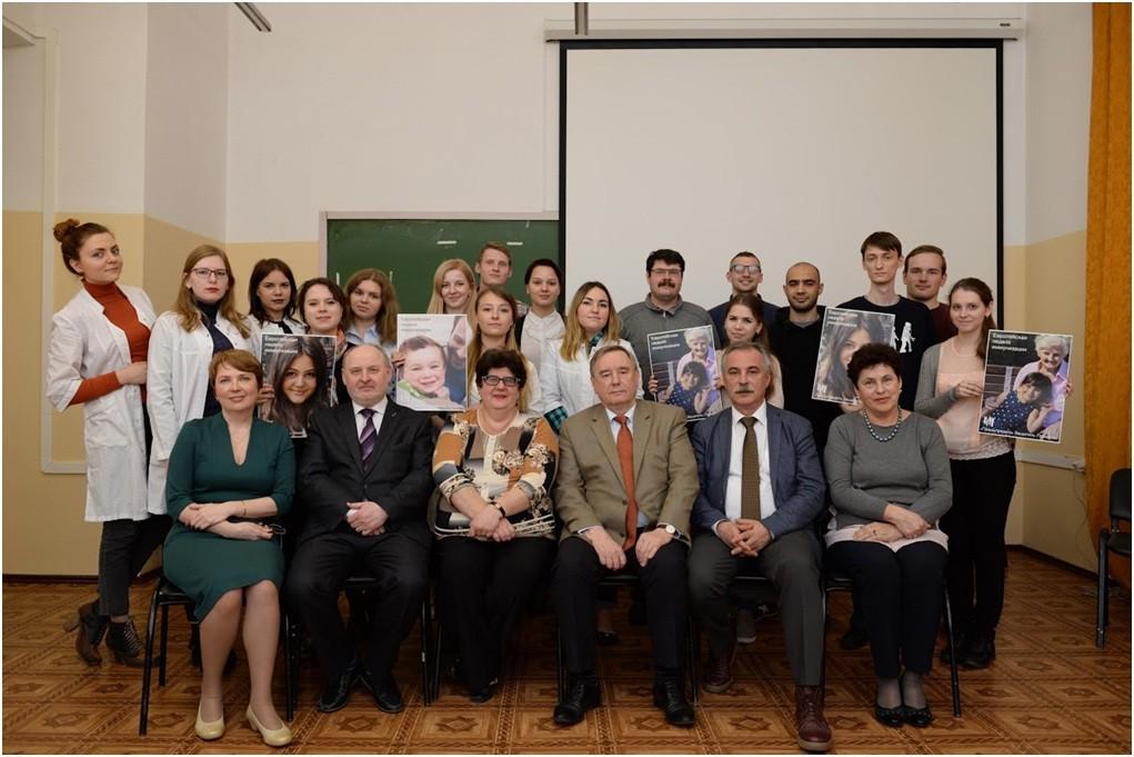 Сеченовский университет принял участие в Европейской неделе иммунизации