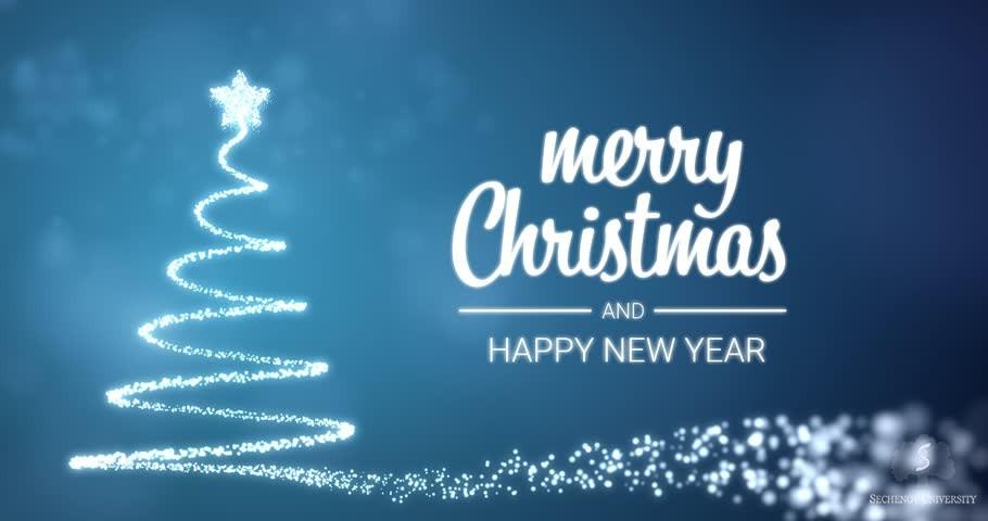 Season's greetings from Sechenov University