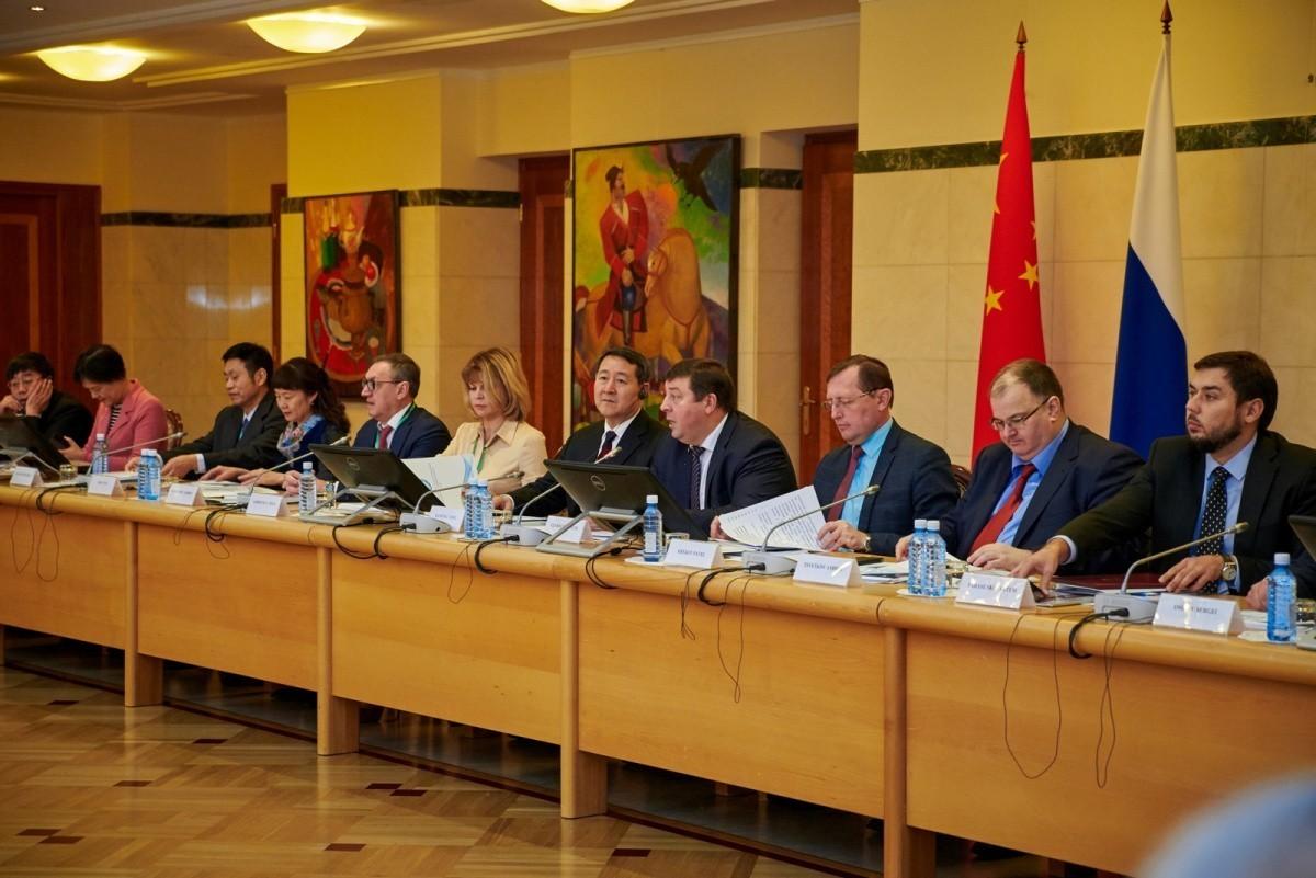 Ректоры российских и китайских медуниверситетов обсудили перспективы электронного медицинского образования