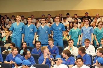 В Первом Меде состоялся финал Олимпиады по хирургии
