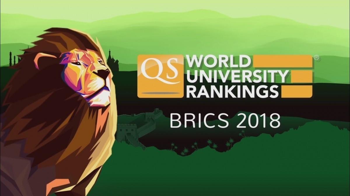 Сеченовский университет вошел в рейтинг QS BRICS