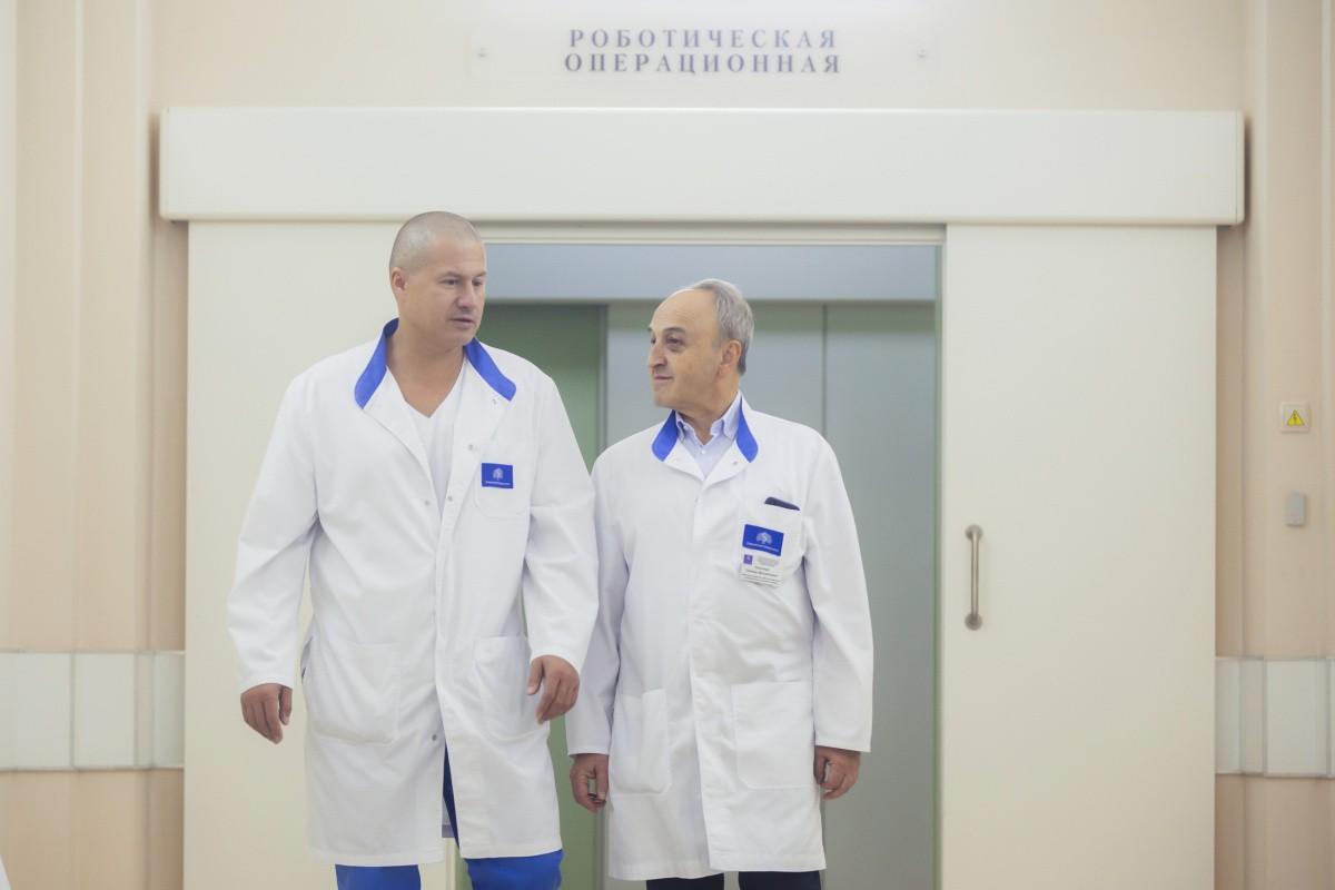 Запатентован новый метод операции при раке простаты. Он позволит избежать недержания