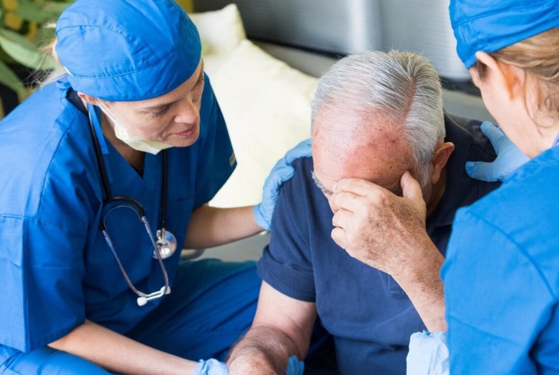 Повторный инсульт положен ли санаторий