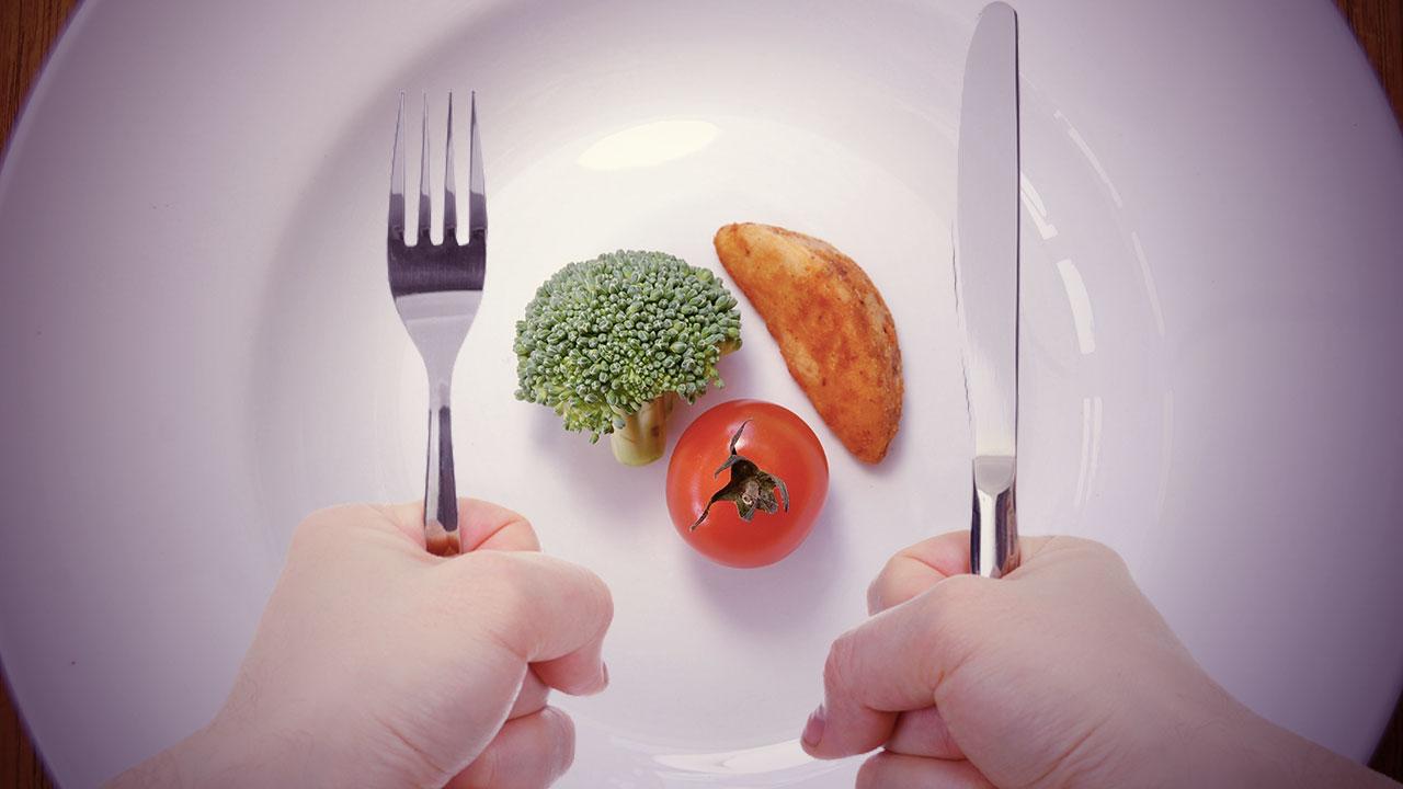 Голодание против диеты