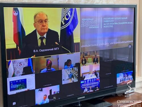 Ректоры вузов России и Узбекистана обсудили дорожную карту сотрудничества