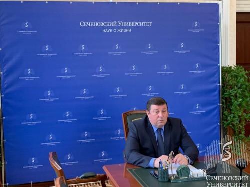 Регионам России представили лучшие практики борьбы с COVID-19