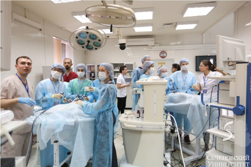 Sechenov University to host the UK-Russia Summer School of Innovative Surgery
